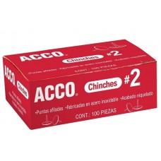 CHINCHES ACCO C/100