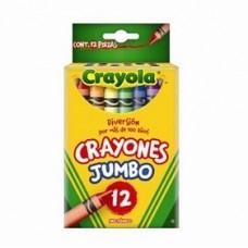 CRAYON CRAYOLA JUMBO C/12                     [E6 C144]