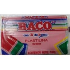 PLASTILINA BACO MARQUETA #53 ROSA                  [C100]