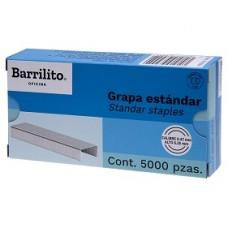 GRAPA BARRILITO STANDARD  C/5000 PZAS                 [E25 C100]