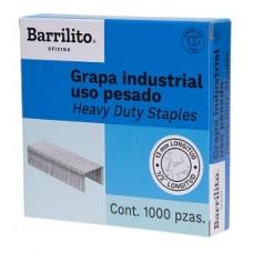 GRAPA BARRILITO INDUSTRIAL 23/13 100 HOJAS MOD.2313   [E12 C144]