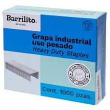 GRAPA BARRILITO INDUSTRIAL 23/23 220 HOJAS MOD.2323   [E12 C144]