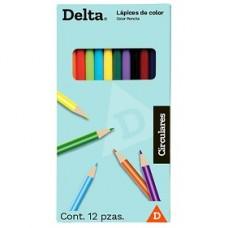 COLORES DELTA C/12 LARGOS 7592                    [C100]