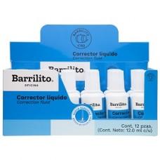 CORRECTOR BARRILITO BASE AGUA   PZA.                  [E12 C72]