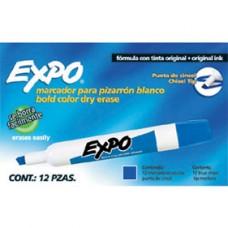 MARCADOR P/PIZARRON EXPO AZUL PZA                      [E12 C144]