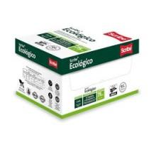 PAPEL SCRIBE MOD VERDE 93%  CARTA C/5000