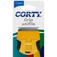 CORTY GRIP BLISTER C/1 PZA AMARILLO                    [E12 C480]