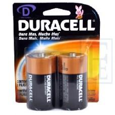 PILA DURACELL D 1.5 V C/2 PZA