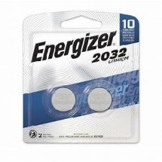 PILA ENERGIZER LITIO  2032  BL/2 PZA