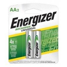 PILA ENERGIZER RECARGABLE AA  BL/2
