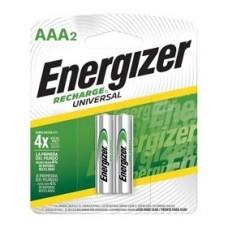 PILA ENERGIZER RECARGABLE AAA BL/2
